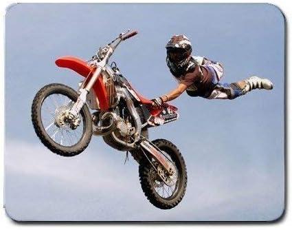 Placemat Mousemat 8x10 Motocross Biker Off Road Dirt Bike  #16996