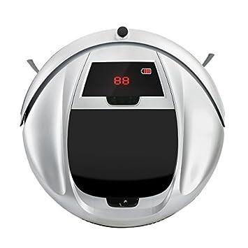 EVERTOP Aspiradora Robótica Casera Inteligente Barredora Automática para Pelo de Mascotas, Suciedad, Removedor de polvo (IIA): Amazon.es: Hogar