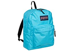 Jansport Superbreak Backpack - Mammoth Blue by Jansport