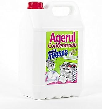 Agerul Limp Grasa Agerul Ind Gfa 5 Lts 3 Unidades 100 ml: Amazon ...