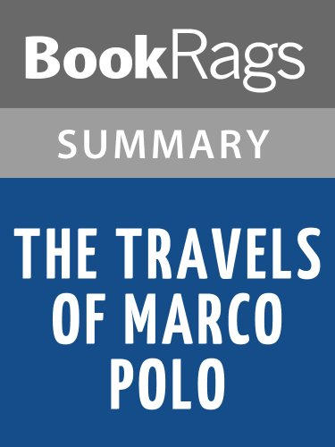 094c44d83 Amazon.com  Summary   Study Guide The Travels of Marco Polo eBook ...