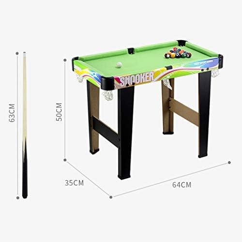 MMM@ Mesa de billar para niños 3 años de edad Juguetes de madera ...