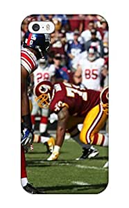 New Arrival Case Cover With BctNbOA1951sybVM Design For For iphone 5c - Washingtonedskinsew York Giants (3D PC Soft Case)