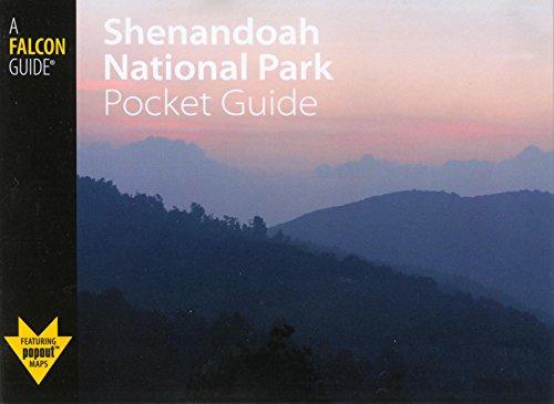 Shenandoah National Park Pocket Guide (Falcon Pocket Guides Series) - Shenandoah Series