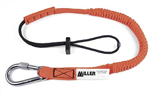 Miller MBUNLAN32-48CAR Tool Lanyard with Carabiner (10/PK) by Honeywell (Image #1)