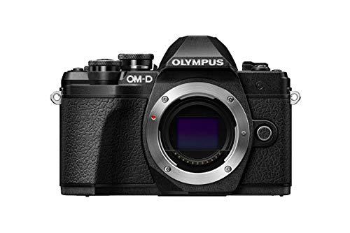 Olympus OM-D E-M10 Mark III Mirrorless Micro Four Thirds Digital Camera with 14-42mm EZ Lens & 16GB SDHC Card (Black… 6