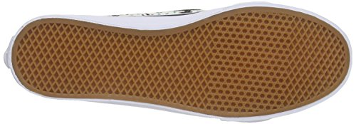 Unisex Hightop Vans Beige Slim U Sk8 hi Schwarz Zip Erwachsene Sneaker R0BR1xnw