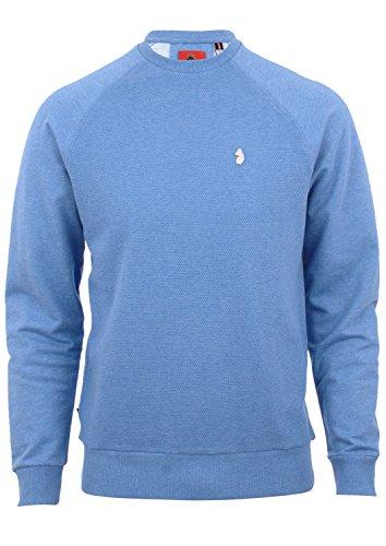 Luke 1977 Herren Sweatshirt blau Mrl Lux Sky