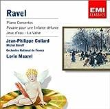 Ravel: Piano Concertos; Pavane pour Une Infante
