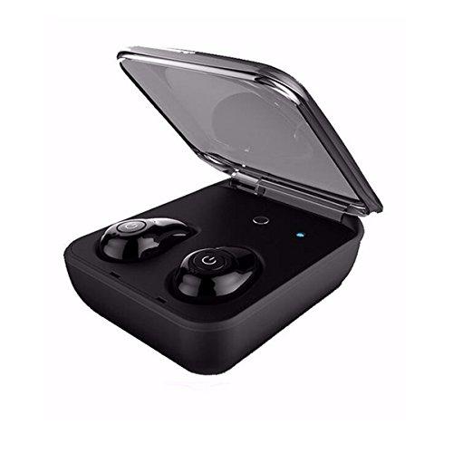 Bluetooth Earbuds, EIVOTOR Wireless Mini In-Ear Earphones wi