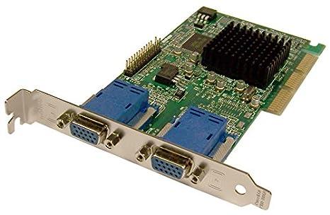 MATROX. G450 ATX 2 x VGA 16 MB AGP Tarjeta g45-mdha16d-ibm ...