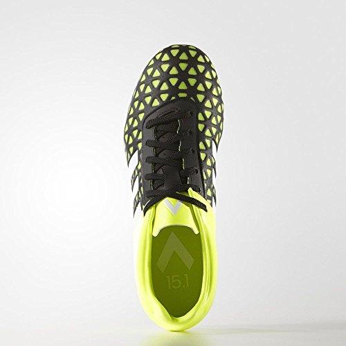 Tacchetti Da Calcio Junior Adidas Ace 15.1 Fg / Ag (giallo Solare, Nero) Sz. 1.5