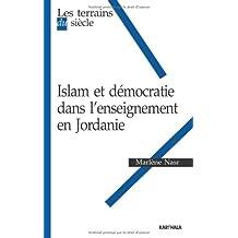 Islam et Democratie Dans l'Enseignement En Jordanie