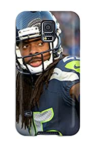 Premium Seattleeahawks Back Cover Snap On Case For Galaxy S5