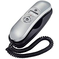 GE Corded Slimline 29267GE3 Phone with Call Waiting Caller ID - White
