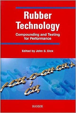 Rubber Technology Book