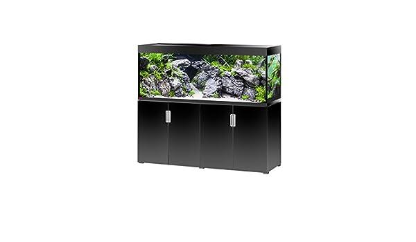 Eheim incpiria 500 en Negro Acuario Completo con armario y iluminación: Amazon.es: Productos para mascotas