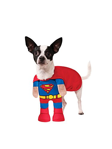 Classic Superman Pet Costume]()