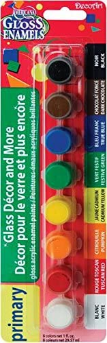 Primary Paint Pots Americana Gloss Enamel Primary Paint Pots