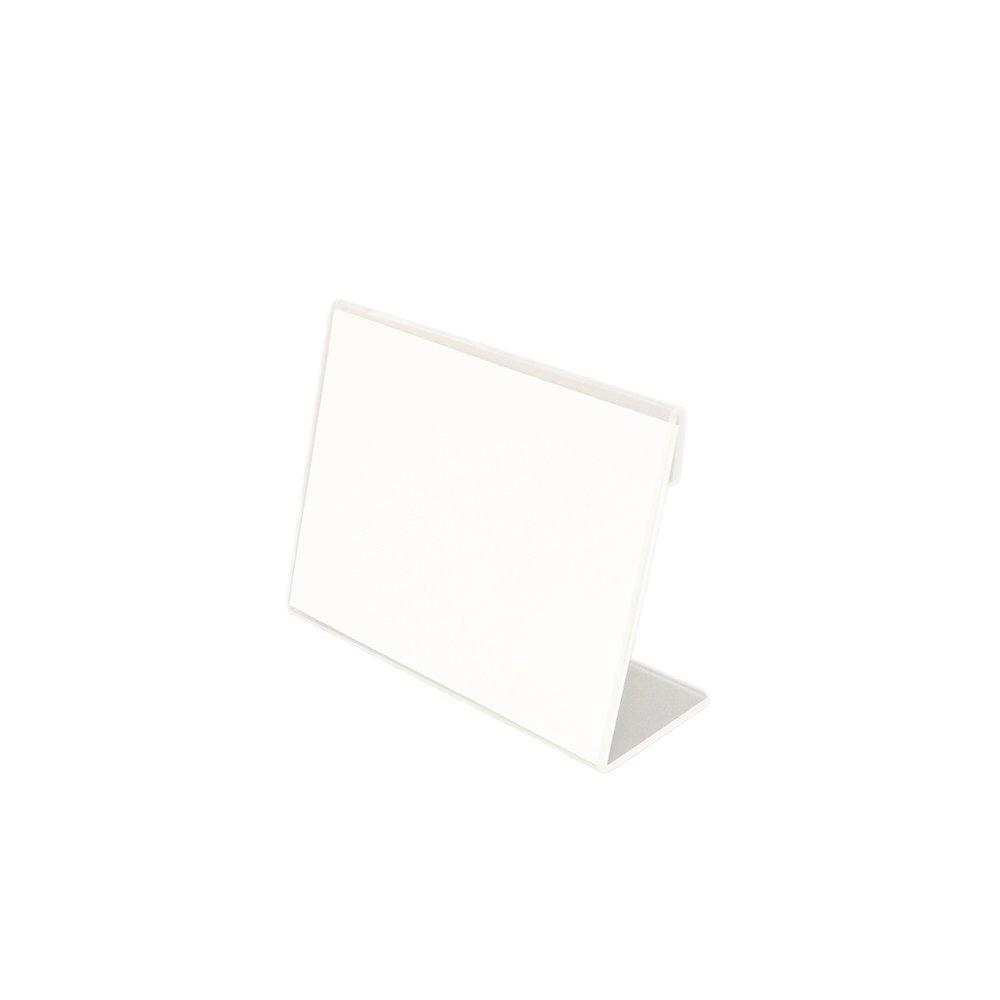 松村工業 アクリル製カード立て L-100 200個入り h56225   B07CC5SFC5