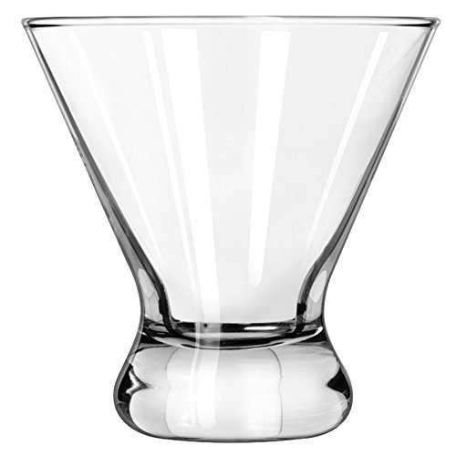 Clear Libbey Cosmopolitan Beverage Glass with 14 oz Capacity - Set of 6 - Additional Vibrant Colors Available by TableTop King