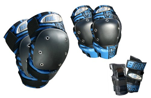 MBS Pro Tri-Pack Pads, X-Large ()
