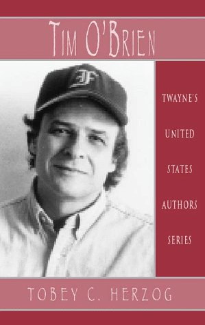 United States Authors Series: Tim O'Brien by Brand: Twayne Publishers