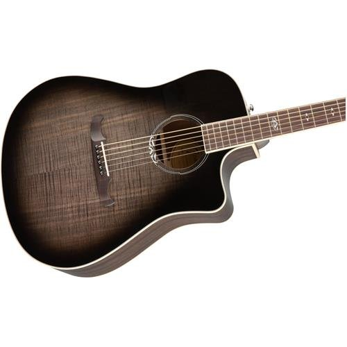 fender t bucket 300 acoustic electric guitar with cutaway rosewood fingerboard moonlight. Black Bedroom Furniture Sets. Home Design Ideas