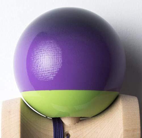 Sweets Kendamas Prime Pro Model Kendama - Sticky Paint, Hardwood Maple, Extra String Accessory Bundle (Matt Sweets Jorgenson) by Sweets Kendamas (Image #1)