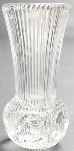 Vintage Fostoria Clear Celestial 4 3/4