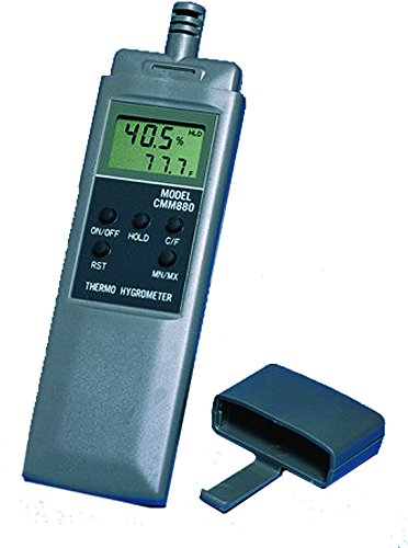 General Tools CMM880 Digital Handheld Thermo-Hygrometer
