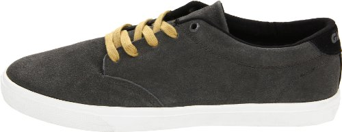 GLOBE Skateboard Shoes LIGHTHOUSE GRAY/BLACK/MUSTARD SIZE 7