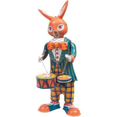 (Alexander Taron Tin Bunny Drummer)