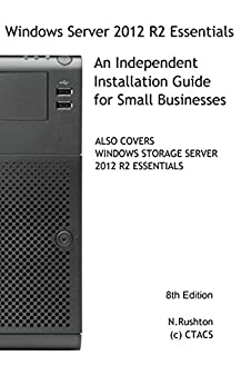 Windows Server Essentials Installation Businesses ebook product image