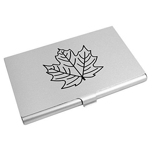 Holder Card Azeeda Card Wallet Azeeda CH00007536 'Leaf' Business 'Leaf' Credit nf1OwHxRq
