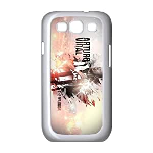 Arturo Vidal Samsung Galaxy S3 9 Cell Phone Case White gift pp001_9401134