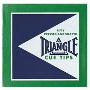 Triangle Tips, 14mm (Box of ()