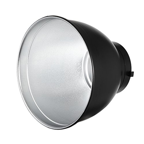 uxcell 8-inch Standard Reflector Diffuser Lamp Shade Dish for Studio Light Strobe by uxcell