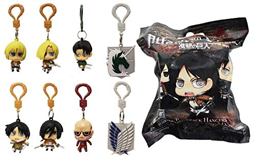 Attack On Titan Blind Bag   Collectible Figures From The Hit Anime Attack On Titan   Single Blind Bag ()