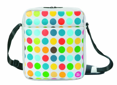 Pat Says Now Polka Dot Tablet Carrier bunt