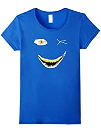 Halloween Big Scary Face One Gold Eye Shirt
