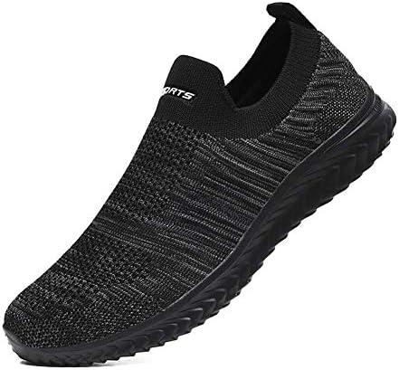 スニーカー メンズ レディース スリッポン ナースシューズ 超軽量 ウォーキングシューズ 通気性 防滑 ランニングシューズ 履きやすい 作業靴 カップル 靴 男女兼用 9色 22.5cm-28cm