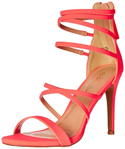 Pictures of DREAM PAIRS Women's Show Pump Coral Nubuck 9 M US 1