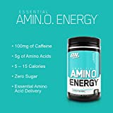 Optimum Nutrition Amino Energy 30 Serve, Blue