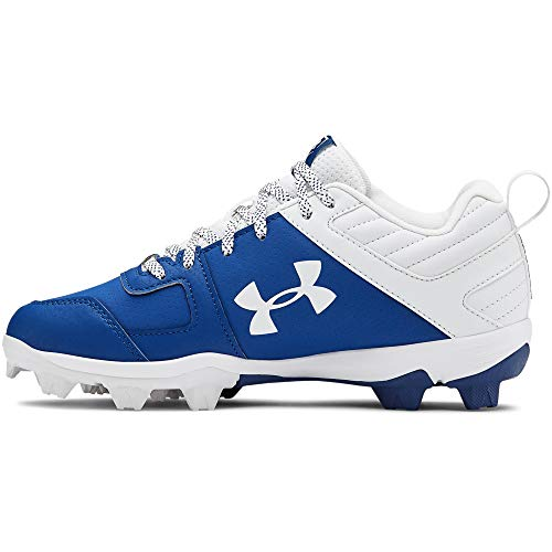 Under Armour Kids' Leadoff Low Rm Jr. Baseball Shoe