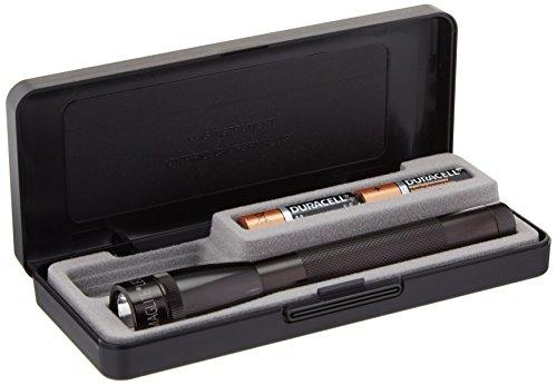 (MagLite SP+P017M 2AA Mini Pro+ LED Flashlight, Black)