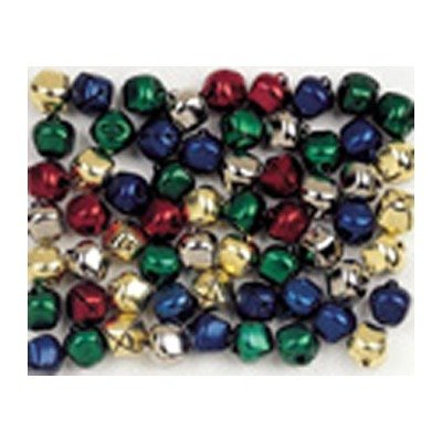- Creativity Street Jingle Bells Classpack, Multi-Colored (Pack of 72)