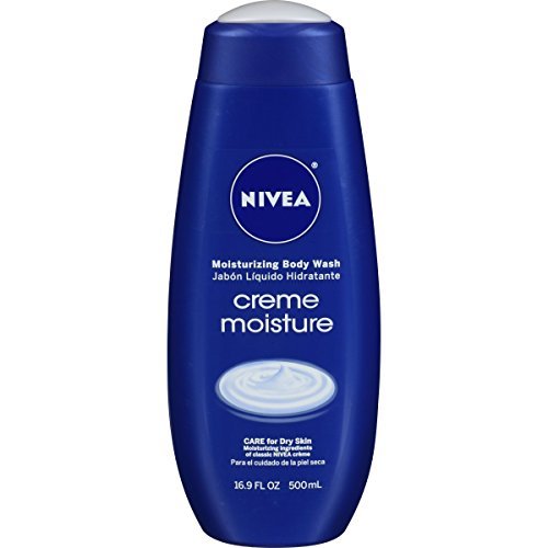 Nivea Creme Moisture Body Wash, 16.9 Ounce