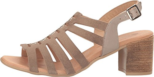 Eric Michael Womens Misty Taupe