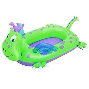 BESTWAY barco del dragón inflable flotador natación niño bebé ...